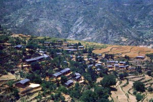 Gharhwali Village